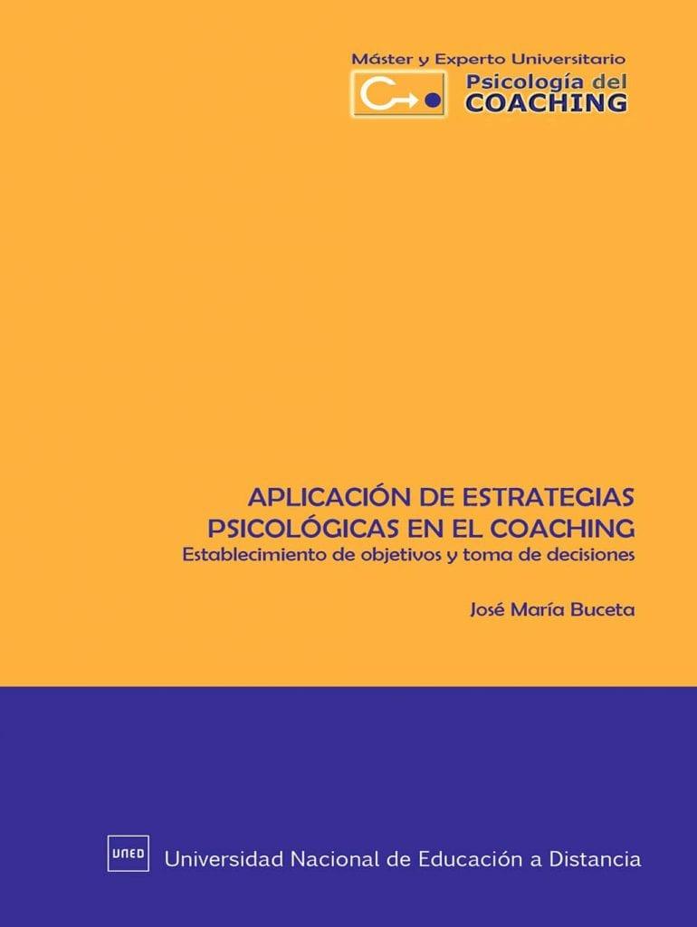 Estrategias del Coaching